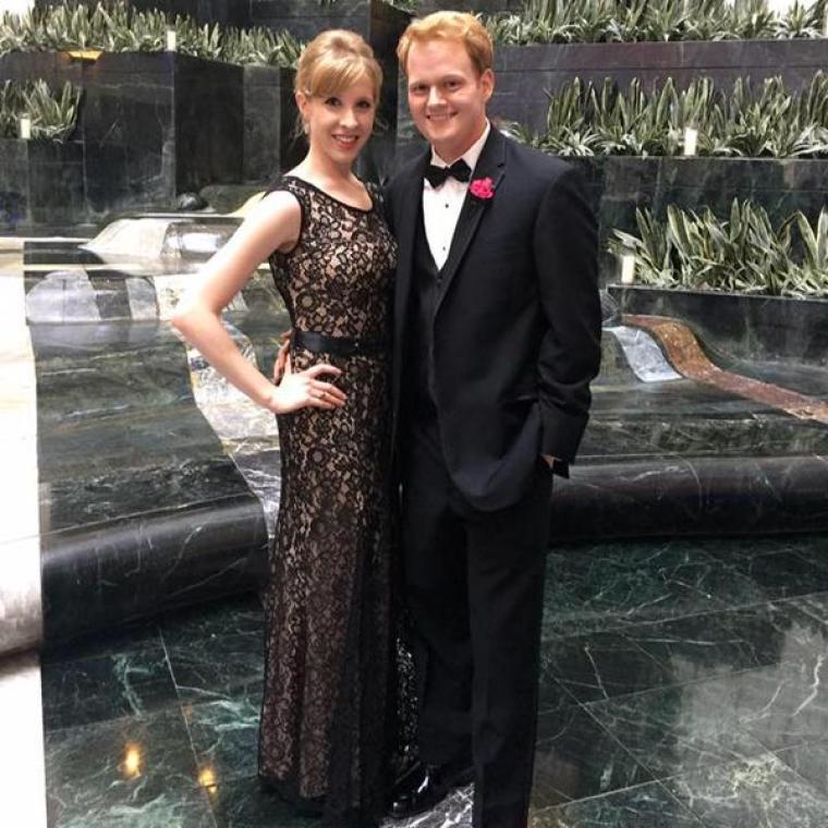 Alison Parker and boyfriend