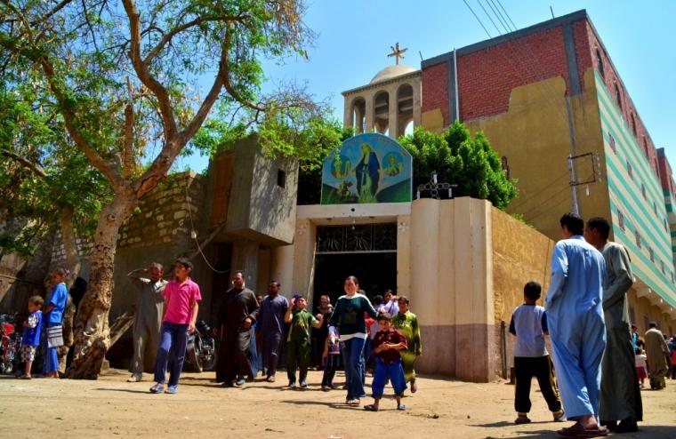 Egyptian Coptic Christian