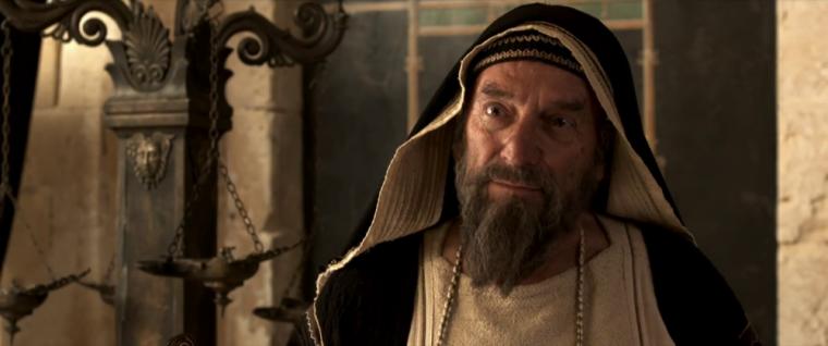 Caiaphas Risen