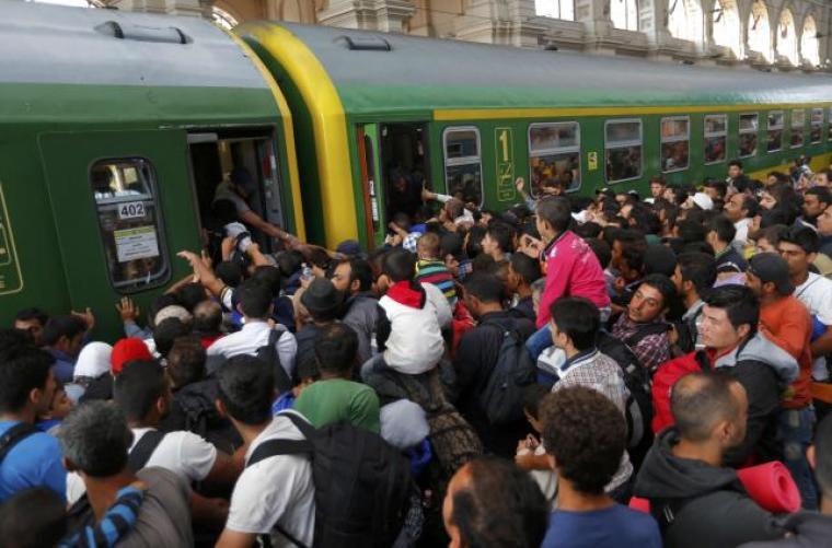 Hungary migrant crisis
