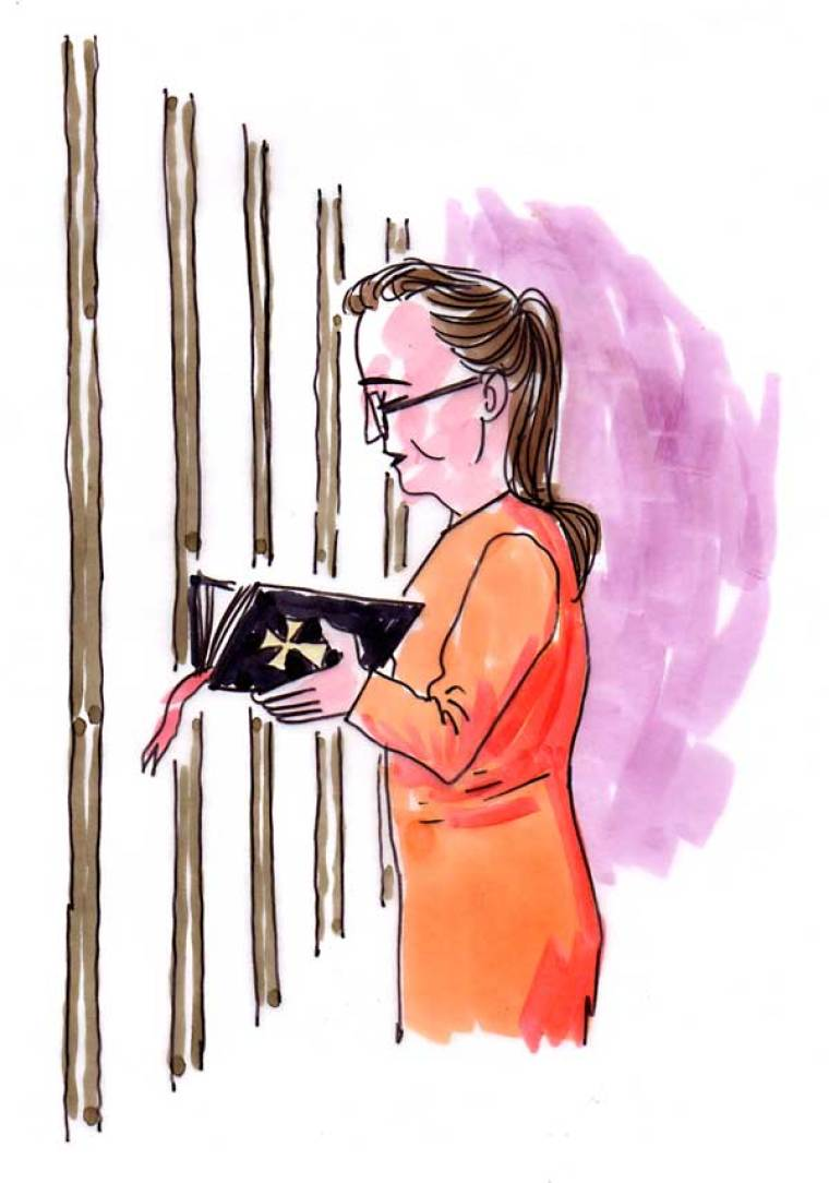 Kim Davis' Trial of Faith