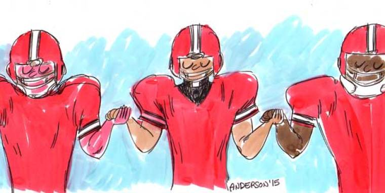 College Football Fights For Its Chaplains