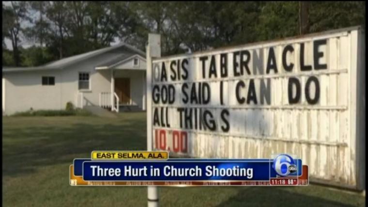 Selma church shooting