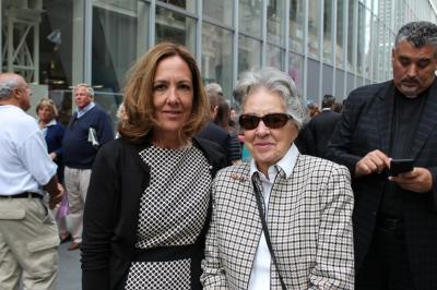 Suzanne Valentino, Betty Coll