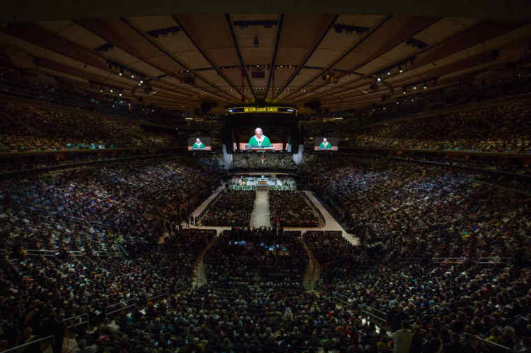 Pope Francis MSG