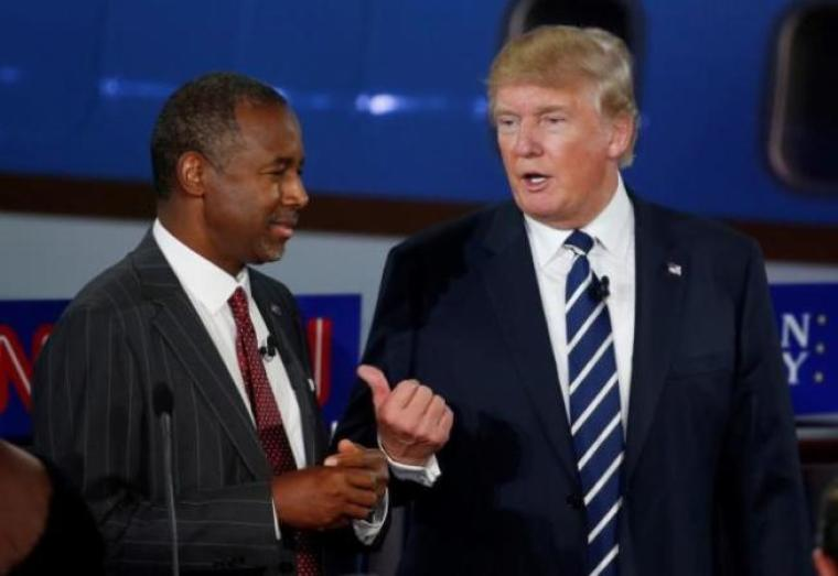 Ben Carson / Donald Trump