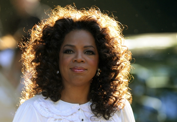 Oprah Shares Bishop TD Jakes Sermon That Helped Her Overcome