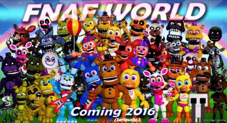 Practical Five Nights At Freddy's Mini Figures At All Costs Action Figures Toys & Hobbies