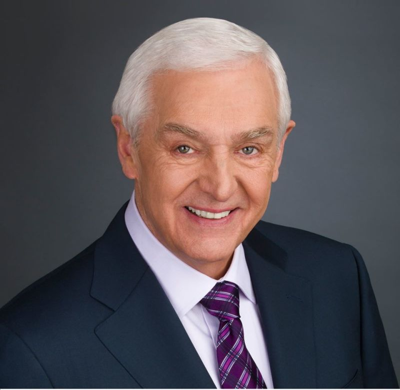 Dr. David Jeremiah on What Coronavirus Means in Relation to End Times Prophecy and How Christians Can Remain Calm and Prayerful in Times of Crisis