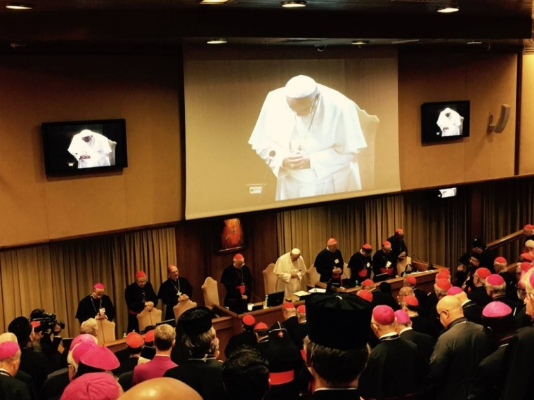 Vatican Synod on Family