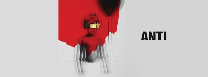 Rihanna Debuts New Artsy and Edgy Album Art in a Private