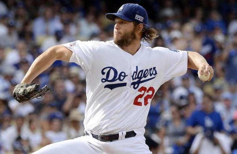 LA Dodgers Clayton Kershaw
