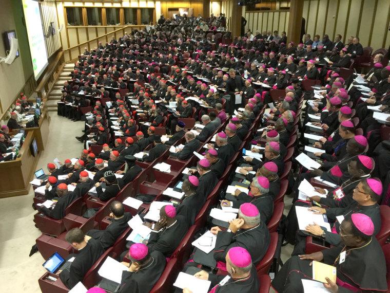 vatican synod thomas schirrmacher