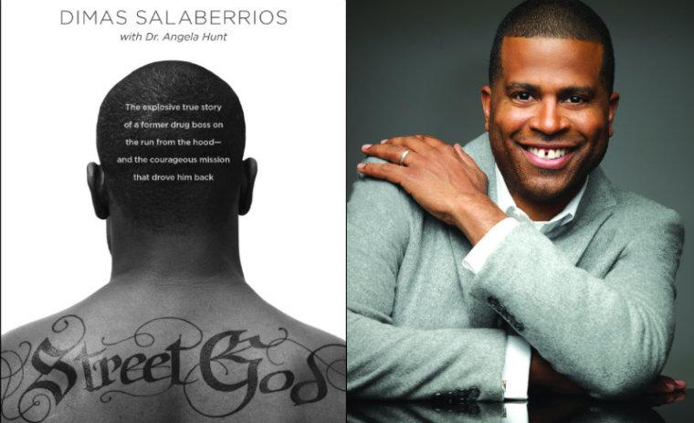 Dimas Salaberrios 'Street God'