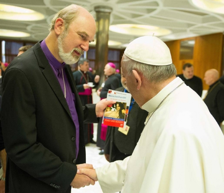 Thomas Schirrmacher and Pope Francis
