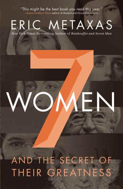Seven Women book
