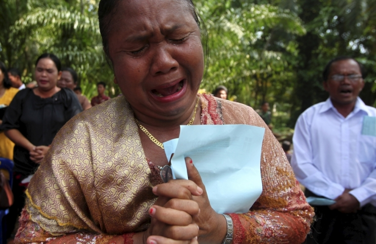 Indonesia church burnings