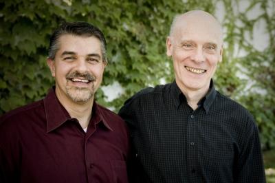 Fazale Rana and Hugh Ross