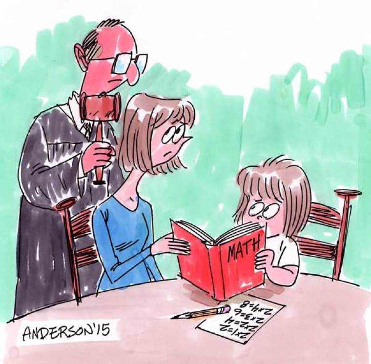 The Legal System Leans On Homeschoolers