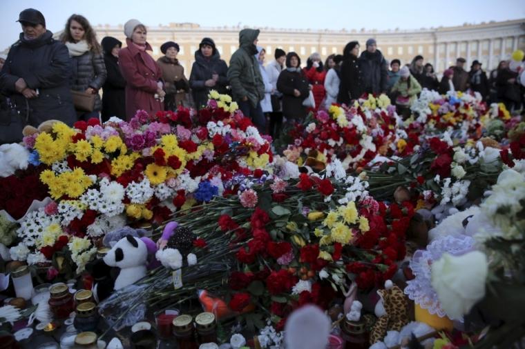 Russian airline crash