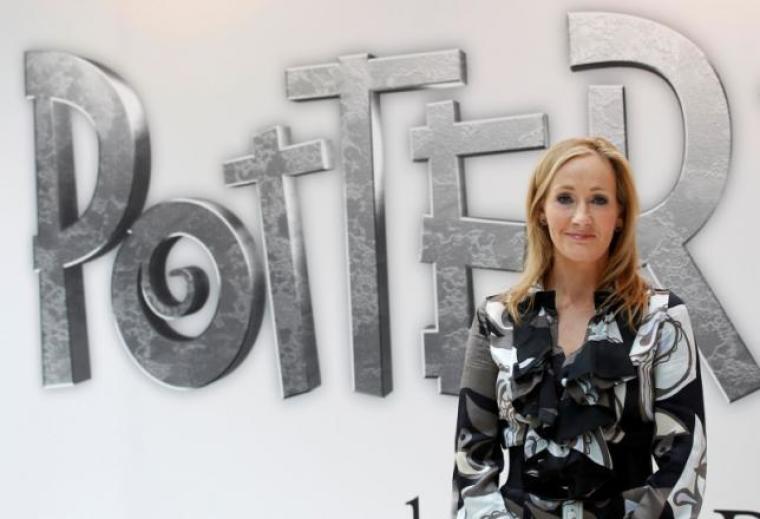 J.K. Rowling