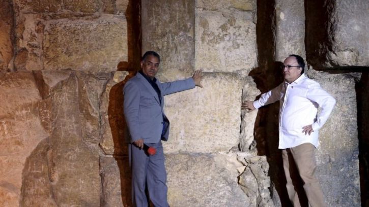 Egyptian Officials Knock Ben Carson's Theory That Joseph Built