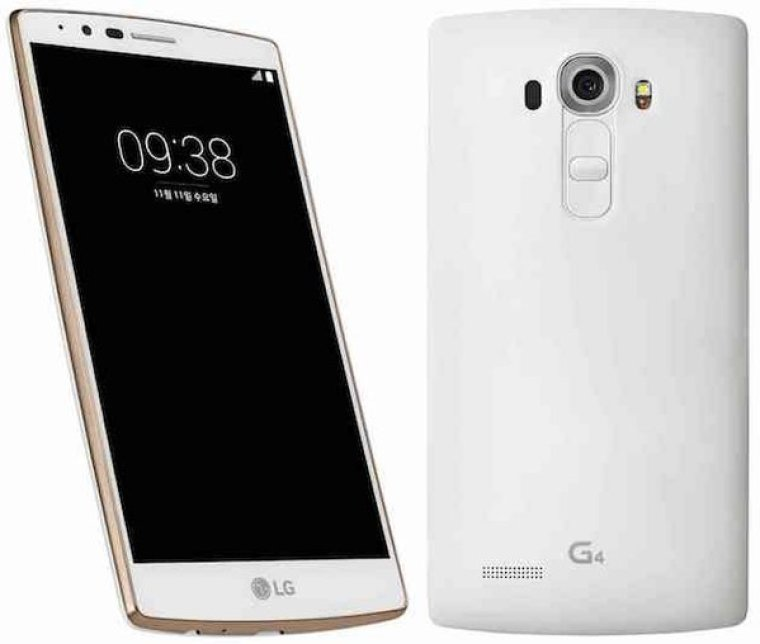 LG G4 White Gold Edition