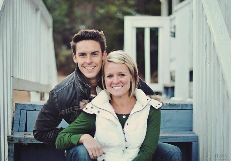 Davey Blackburn, Amanda Blackburn