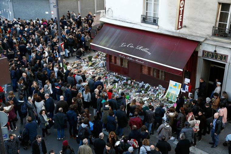 paris terroror attack ISIS