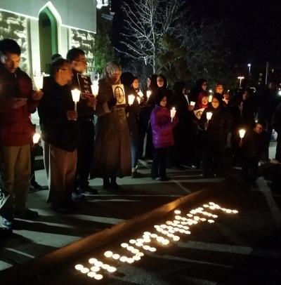 Detroit Vigil