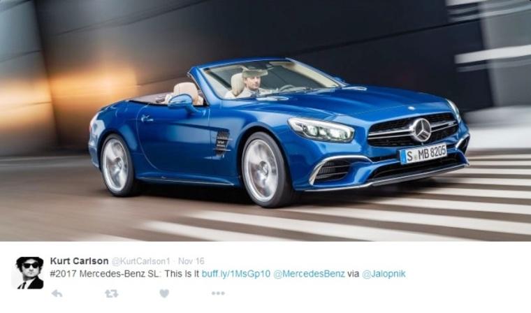 Merdeces-Benz SL