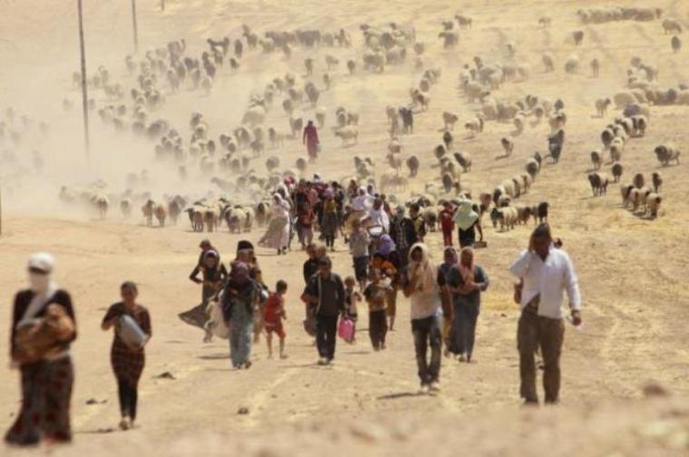 Escaping from ISIS