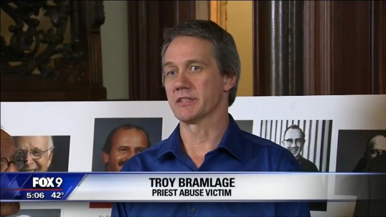 Priest abuse