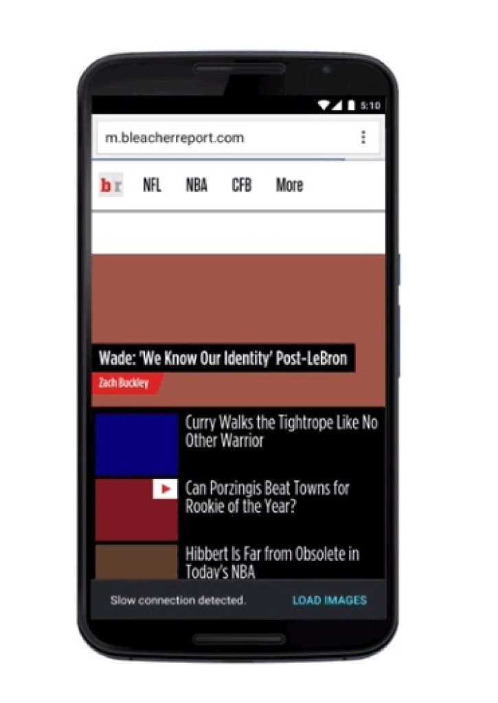 Google Chrome for Android 2016: Browser Promises Faster