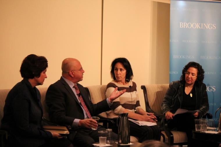 Brookings Institute Panel