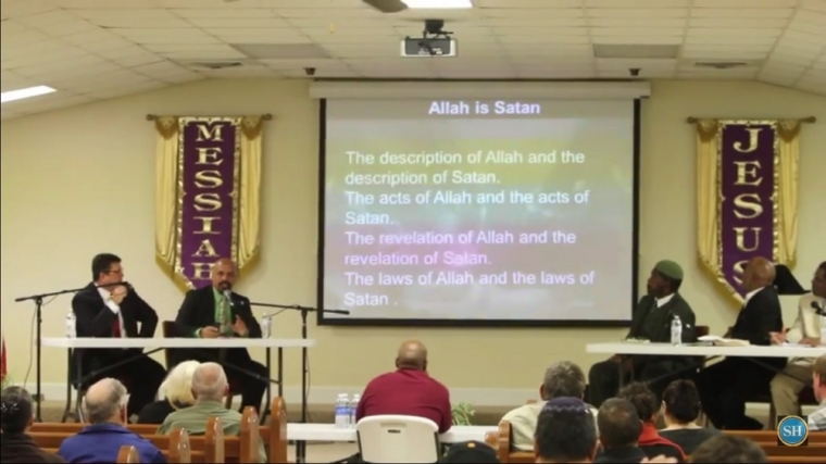 Debate Allah and Jesus