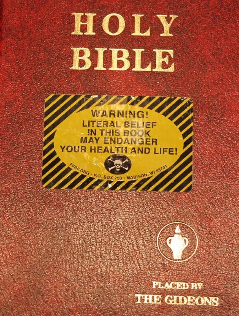 The Gideons International, Bible
