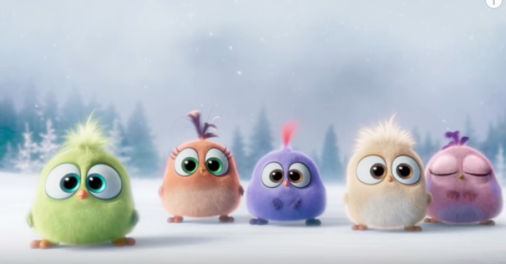 Angry Birds' Movie News: New Video Features Hatchlings