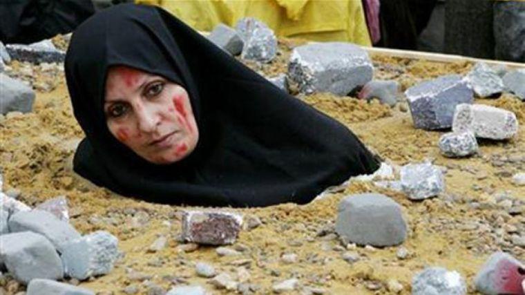 Iran woman