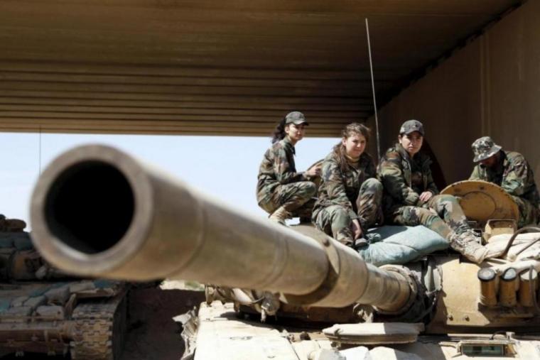 Female Commando Battalion