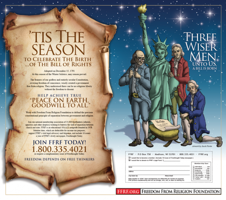 Bill of Rights Day ad