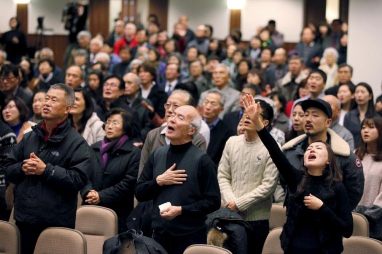 Pastor Hyeon Soo Lim