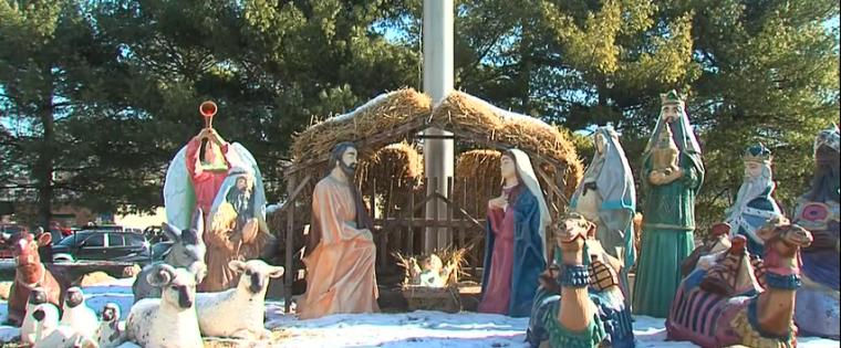 Brookville Nativity