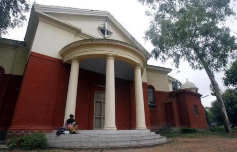New Delhi church