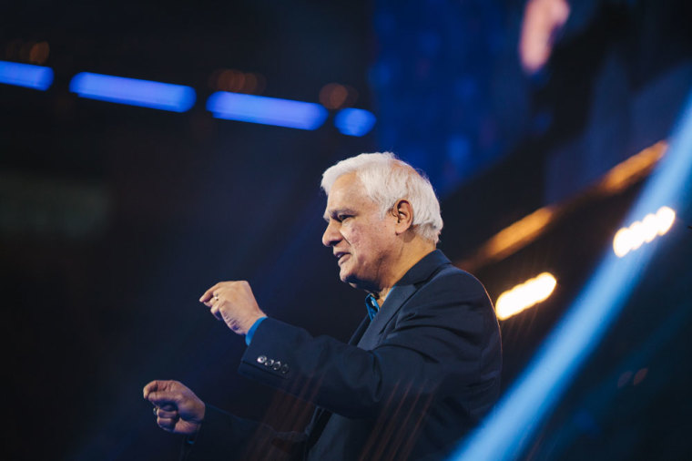 Ravi Zacharias, Christian Apologist, Author, and Speaker, is 'Now With Jesus' After Battle With Rare Cancer