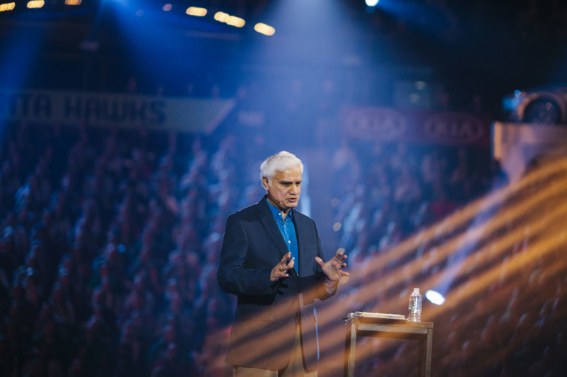 Francis Steven Dokka on Ravi Zacharias Never Wanted to be the Best But He Wanted to Do His Best for God