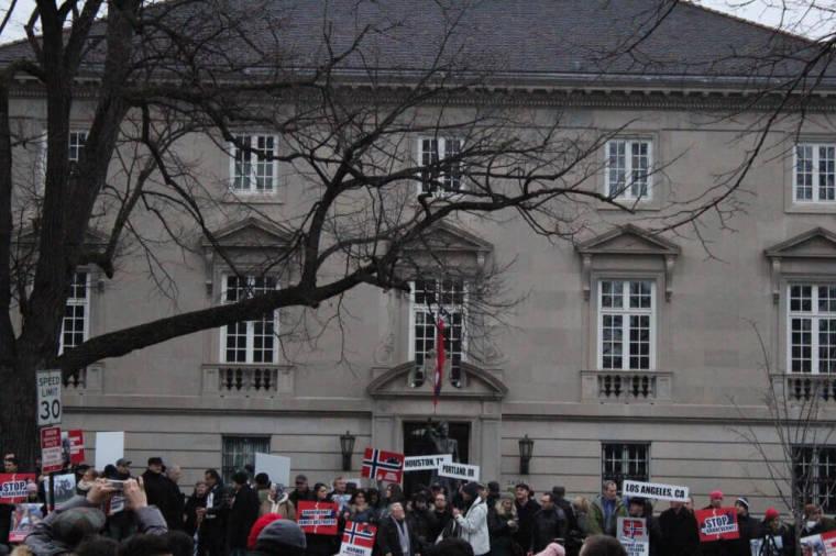 Bodnariu protest