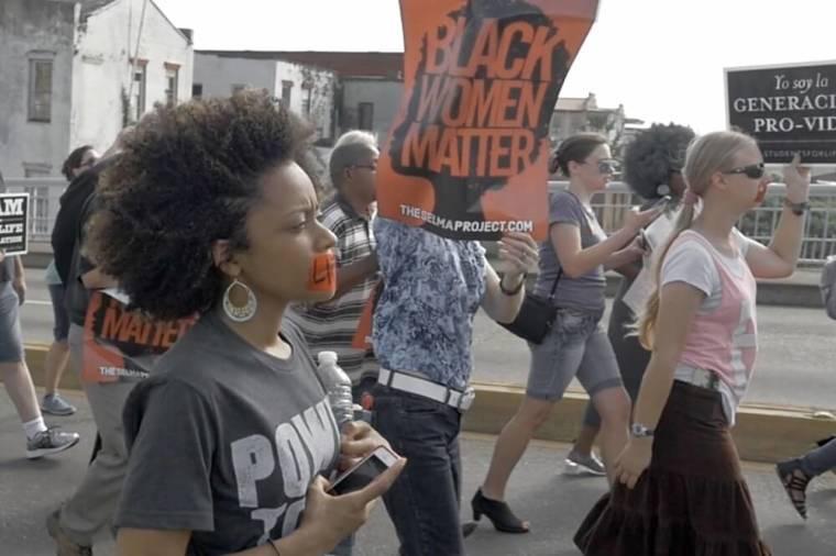 Christina Marie Bennett, Selma Project