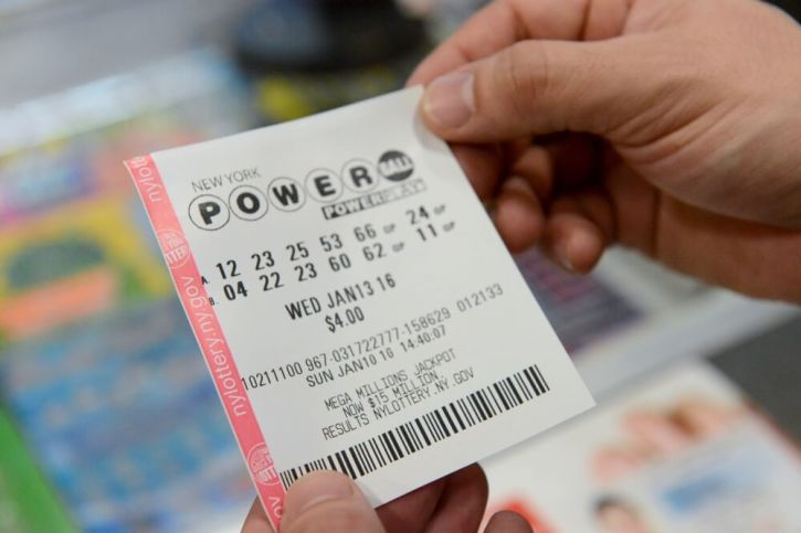 Powerball Winning Numbers for Aug  17