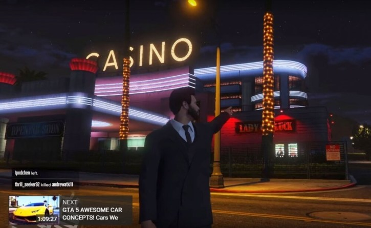 gta 5 multiplayer online gameplay
